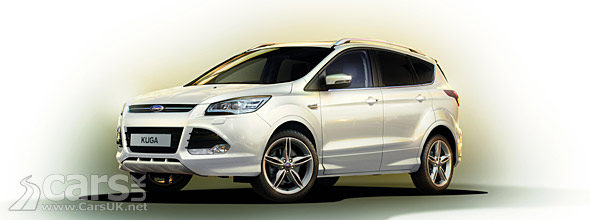Photo New Ford Kuga Titanium X Sport