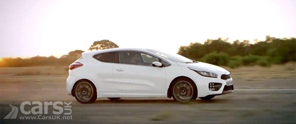 Photo new new Kia pro_cee'd GT