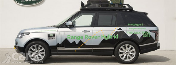 Photo Range Rover Hybrid
