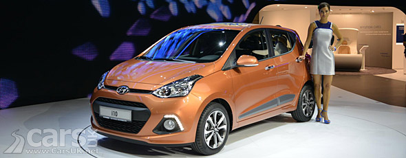 Photo 2014 Hyundai i10 Frankfurt
