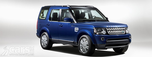 Photo 2014 Land Rover Discovery Facelift