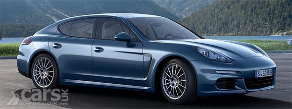 Photo 2014 Porsche Panamera V6 Diesel