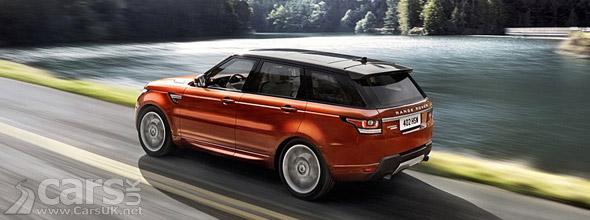 Photo new Range Rover Sport