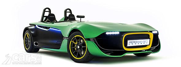 Photo Caterham AeroSeven Concept