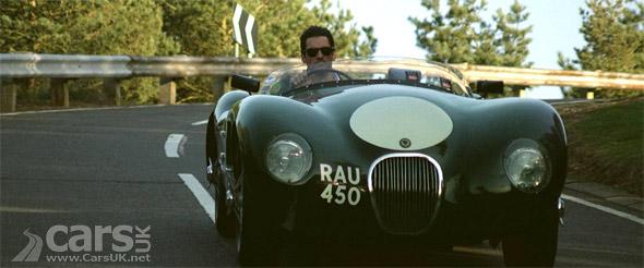 Photo New Jaguar Brand Promo video: David Gandy: Escapism