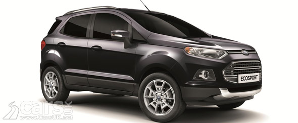 Photo Ford EcoSport Limited Edition