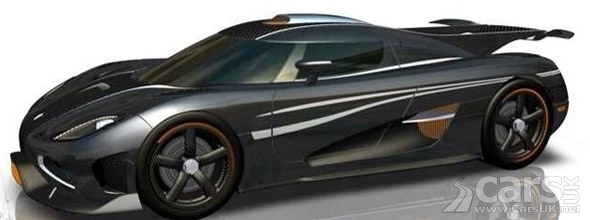 Photo Koenigsegg One:1 Render