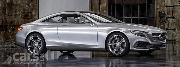 Photo Mercedes S-Class Coupe Concept