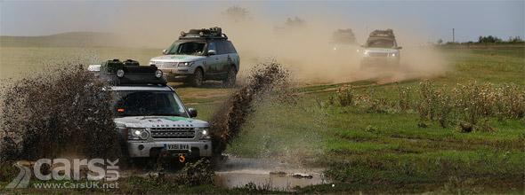 Photo Range Rover Hybrid Russia