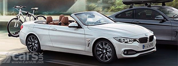 Photo BMW 4 Series Cabriolet Leak