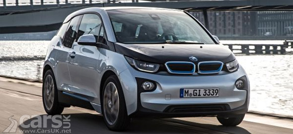 Photo BMW i3 Sunday Times