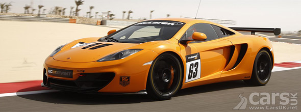 Photo McLaren 12C GT Sprint