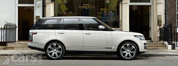 Photo Range Rover LWB