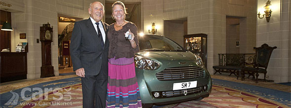 Photo Aston Martin Cygnet Stirling Moss