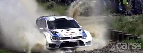 Photo Drive the Polo R WRC as VW Rally the World
