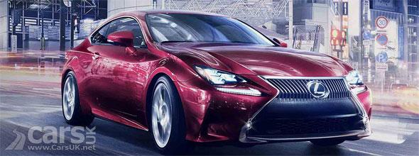 Photo new Lexus RC Coupe