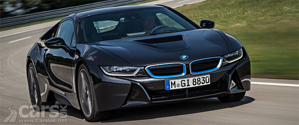 Photo BMW i8 EV sold out until 2015