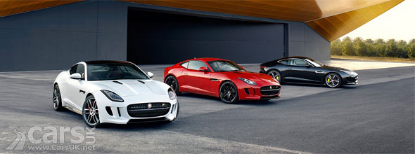 Photo Jaguar F-Type Coupe and F-Type R Coupe
