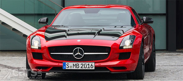 Photo Mercedes SLS AMG GT Final Edition