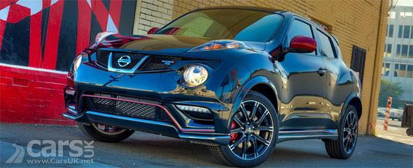 Photo Nissan Juke Nismo RS