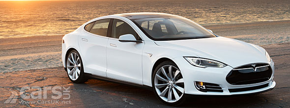 Photo Tesla Model S UK Price