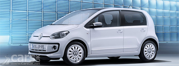 Photo VW Up!