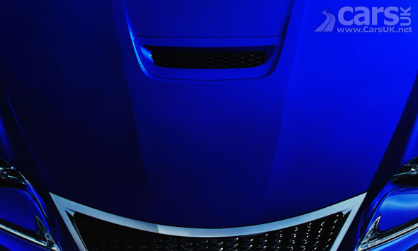 Photo Lexus RC-F Coupe teased again