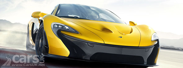 Photo McLaren plan to make windscreen wipers obsolete