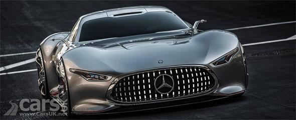 Photo Mercedes AMG Vision Gran Turismo