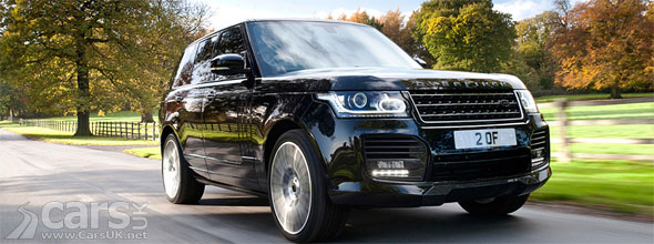 Photo 2014 Overfinch Range Rover
