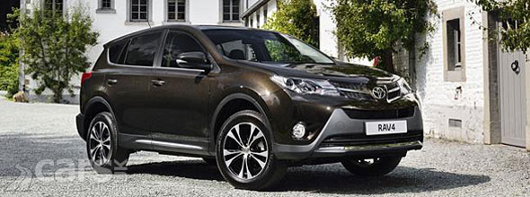 2014 toyota rav4 gets more equipment and a lower price cars uk. Black Bedroom Furniture Sets. Home Design Ideas