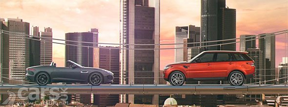 Photo Jaguar F-Type Range Rover Sport Sales