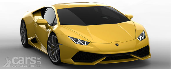 How much does the Lamborghini Huracan LP6104 cost Thatll be