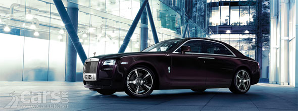 Photo Rolls-Royce Ghost V-Specification