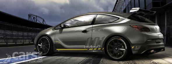 Photo Vauxhall Astra VXR EXTREME
