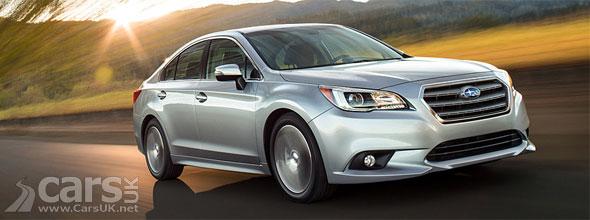Photo 2015 Subaru Legacy