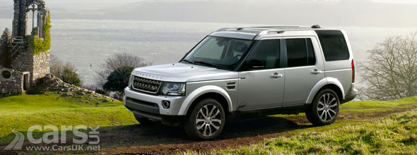 Photo Land Rover Discovery XXV Special Edition