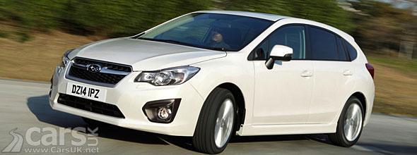 Photo new Subaru Impreza Hatch