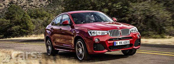 Photo new BMW X4