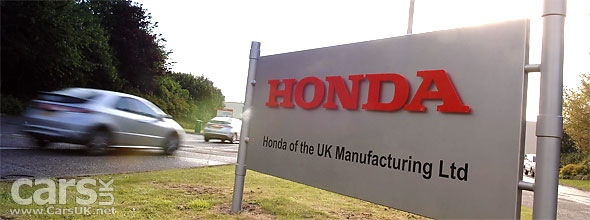 Photo Honda UK Swindon