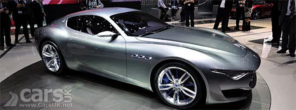 Photo Maserati Alfieri Concept