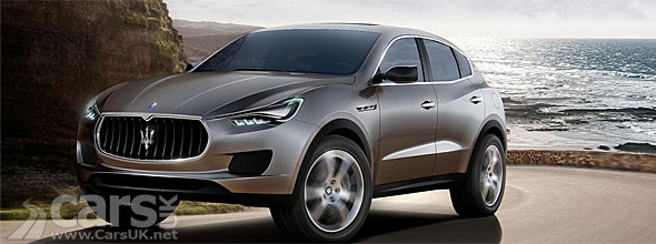 maserati levante suv confirmed for 2015 alfieri could arrive in 2016 cars uk. Black Bedroom Furniture Sets. Home Design Ideas