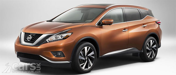 New Nissan Murano Suv Revealed But Is It Coming To The Uk Cars Uk
