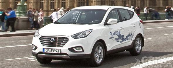 Photo Hyundai ix35 FCEV