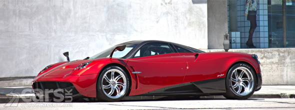 Photo Pagani Huayra Roadster 2 years away