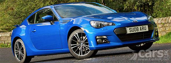 Photo Subaru BRZ price cut