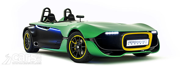Photo Caterham AeroSeven Concept
