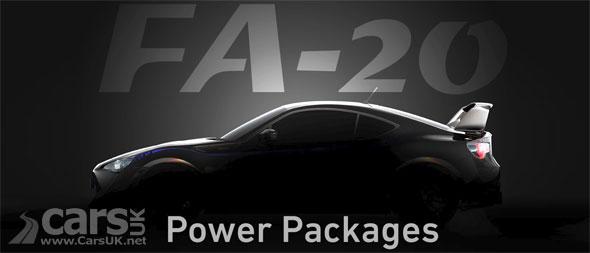 Photo Cosworth Power Upgrades