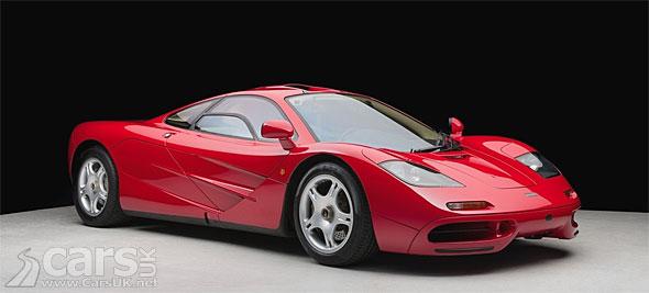 Photo McLaren F1 $10 million