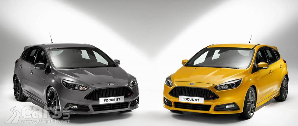 Photo new 2015 Ford Focus ST